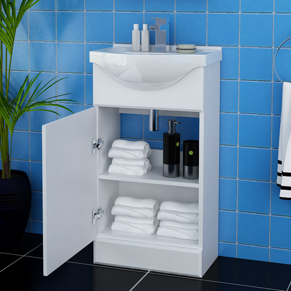 28 white vanity unit without sink captivating bathroom vani