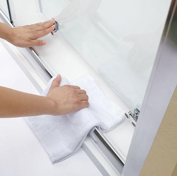 neuer ffnung 1700mm nische doppel schiebet r duscht r 2 fl gelig echtglas ebay. Black Bedroom Furniture Sets. Home Design Ideas