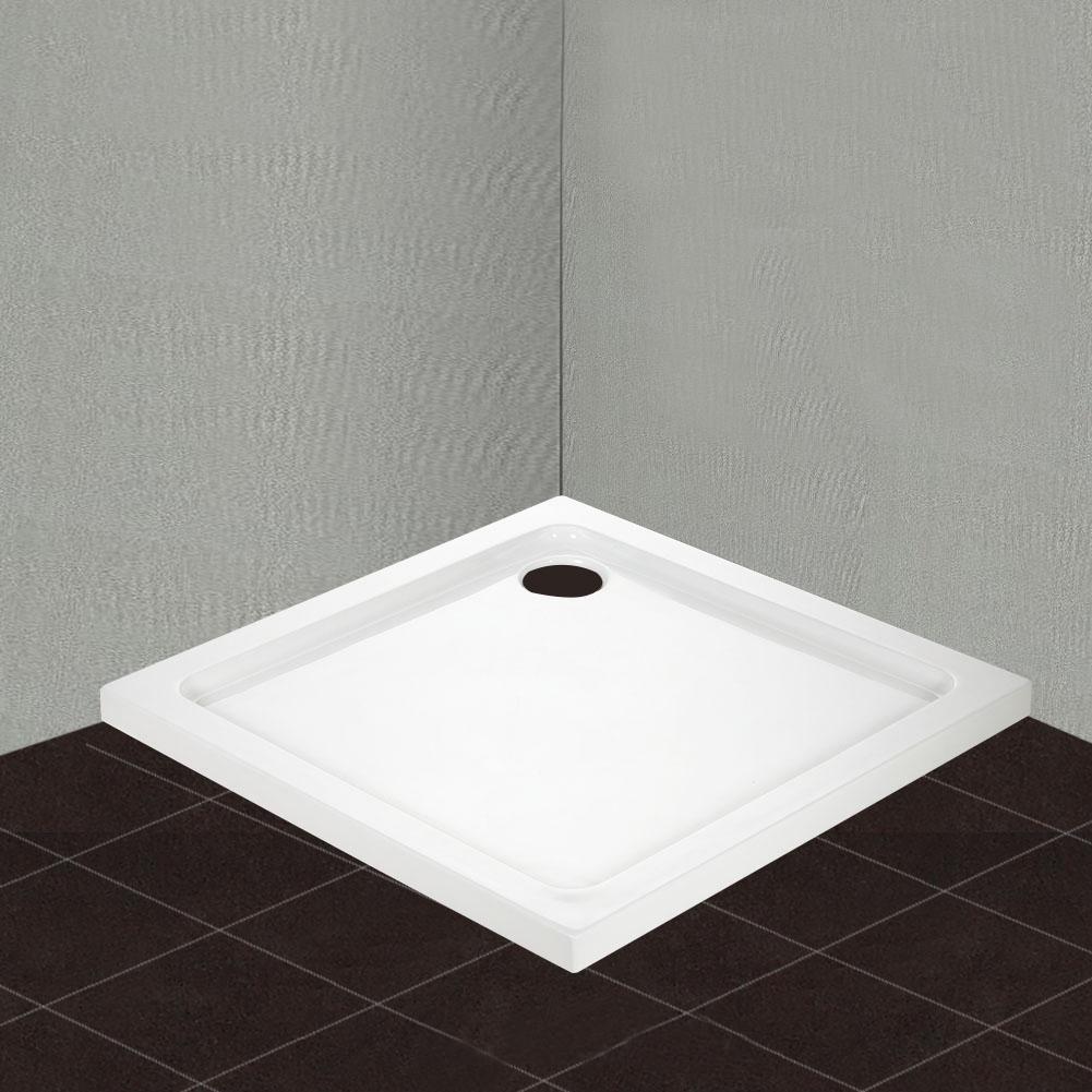 Dusche Nischent?r Rahmenlos : 195cm Duschabtrennung Duschkabine Nischent?r Schwingt?r Duschwand