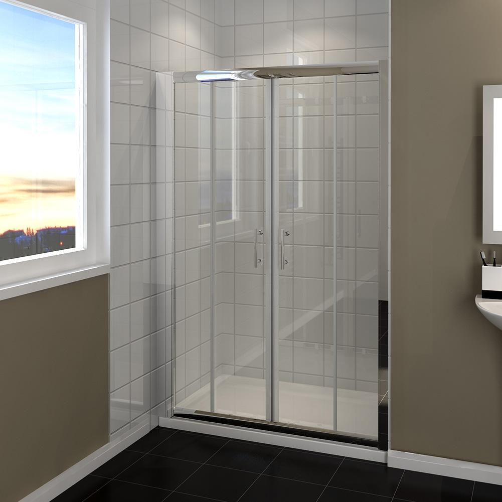 28 double sliding glass shower doors easy walk in glass dou