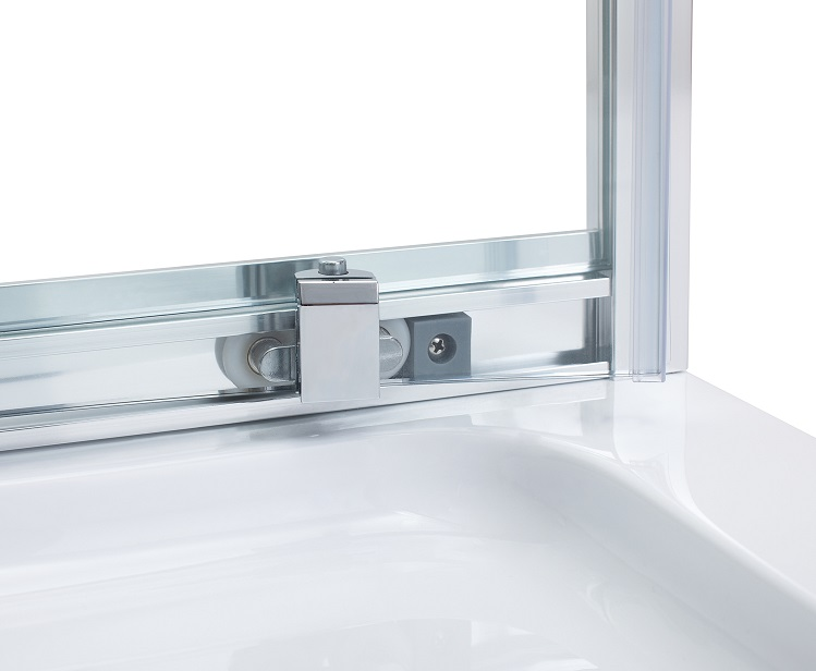 Shower Enclosure Walk In Pivot Bifold Quadrant Sliding Door Seal Waste Trap