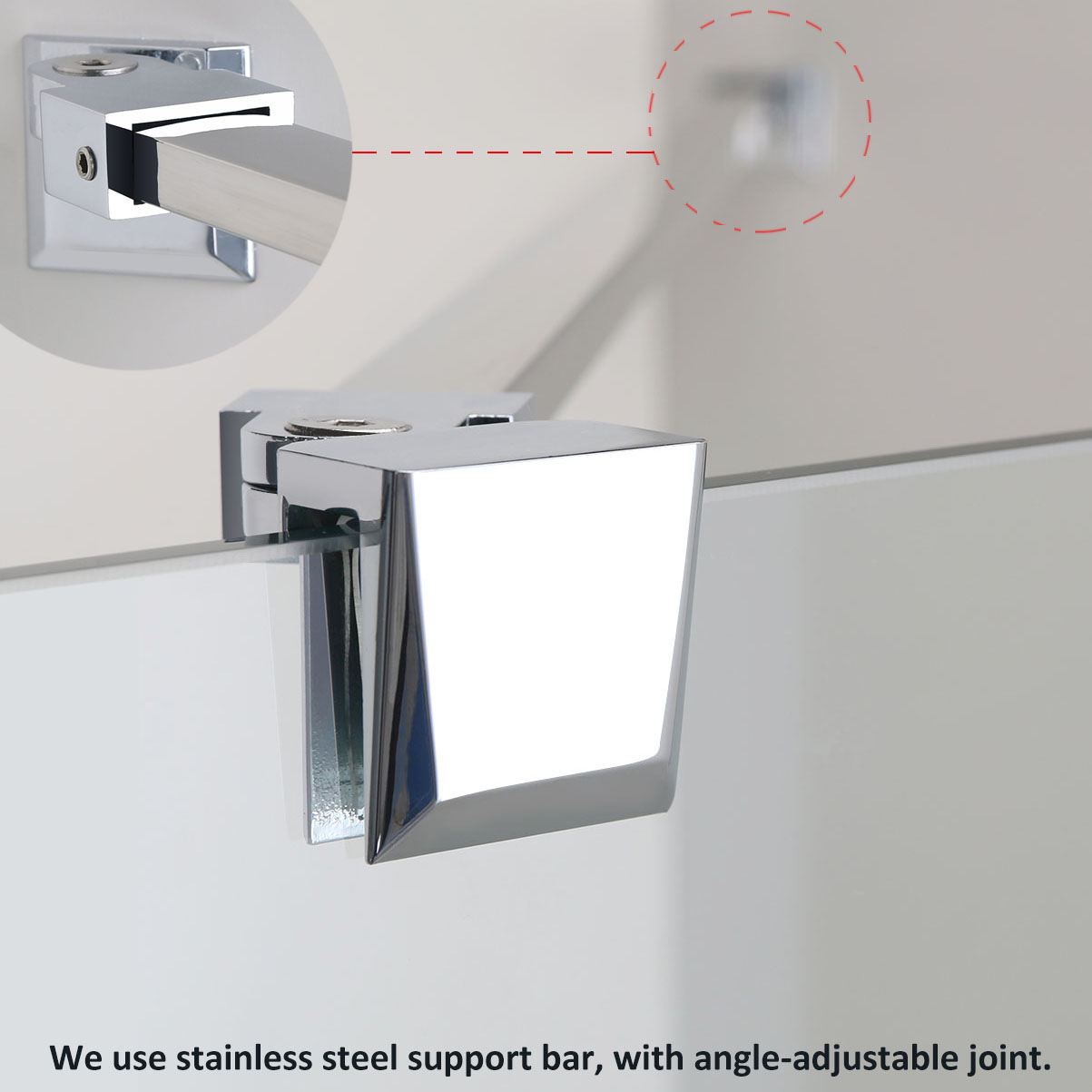 Trendy Shower Support Bar with Door 1203 x 1203 · 116 kB · jpeg