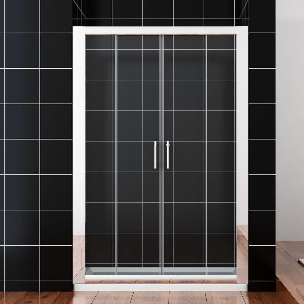 New Double Single Sliding Shower Enclosure Cubicle