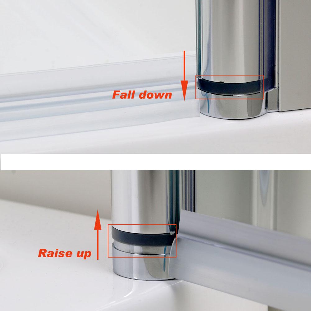 700 760 800 900mm Frameless Pivot Shower Doors Hinge