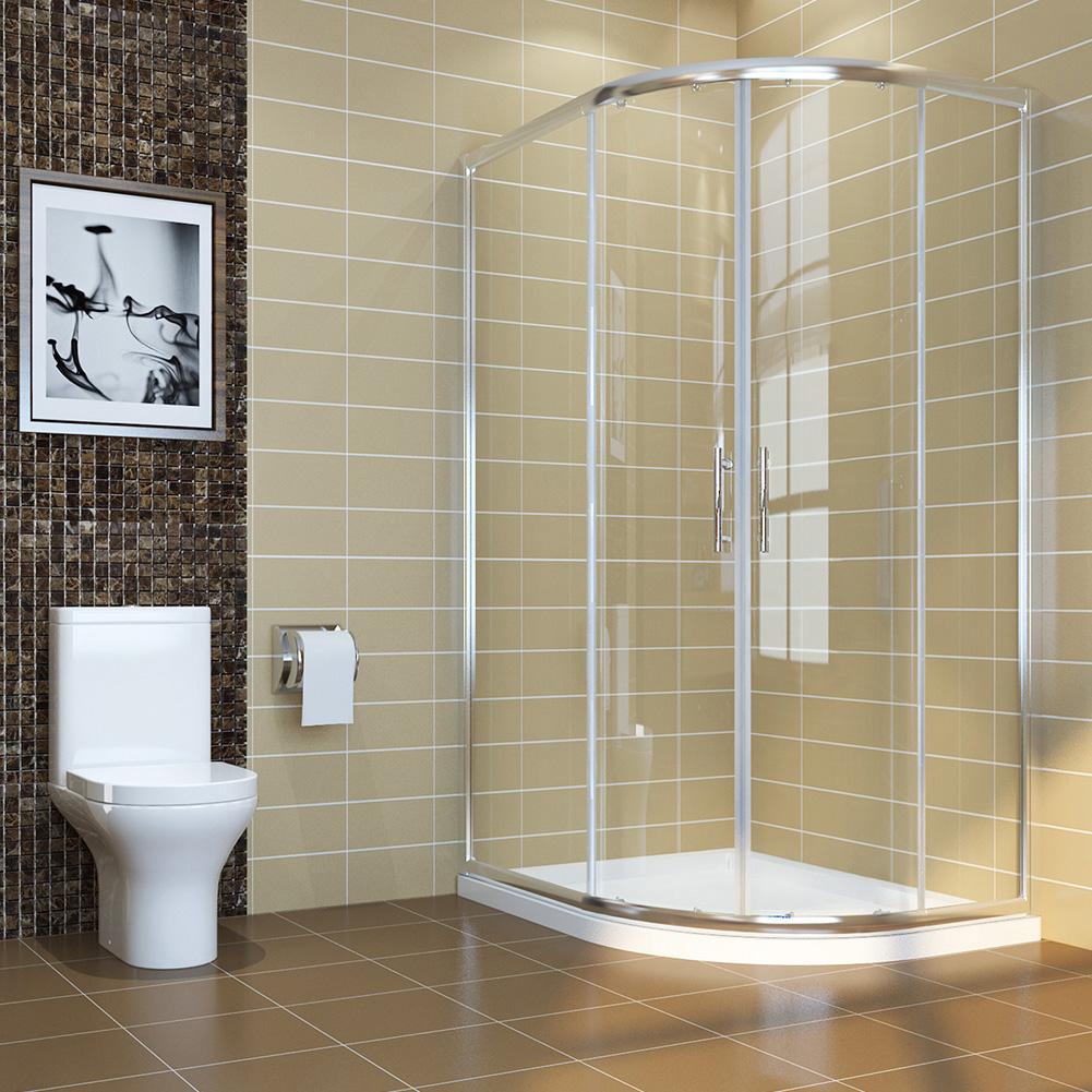 Shower Door Bi Fold Pivot Sliding Quadrant Shower