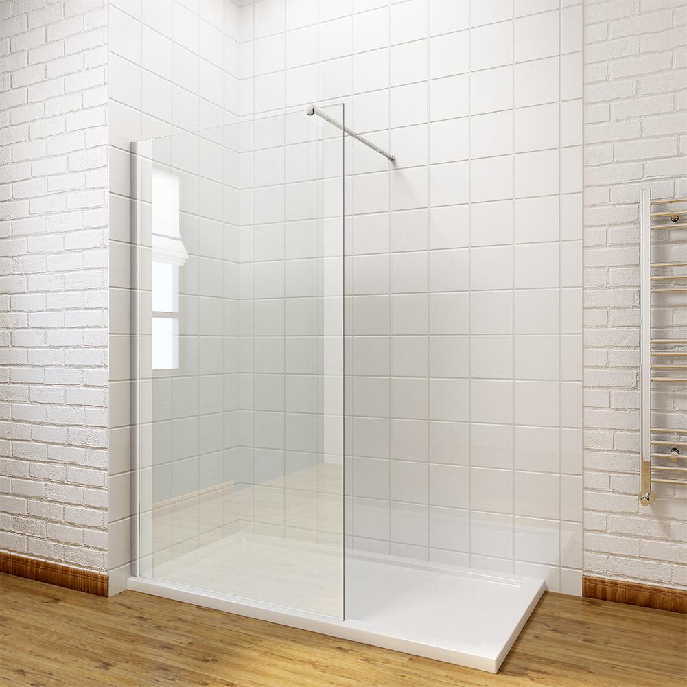 Bifold/Pivot/Sliding Shower Door/Walk in Wet Room Glass Screen ...